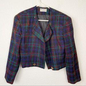 Vintage Pendleton Wool Blend Blazer 10